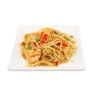 NOODLES WITH SHRIMPS