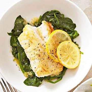 LEMON GINGER FISH